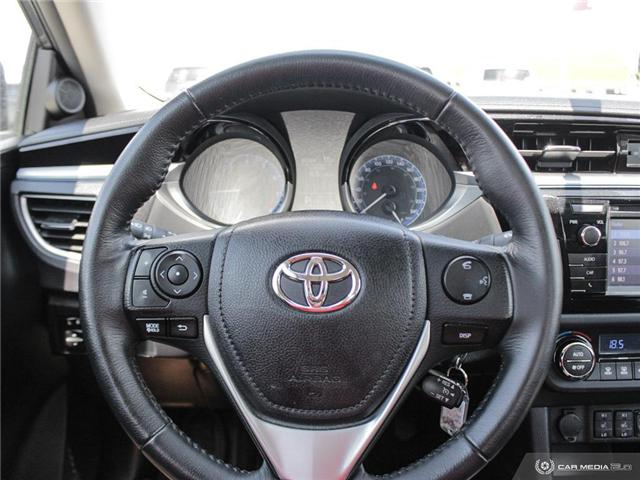2016 Toyota Corolla S (Stk: H5195A) in Waterloo - Image 6 of 27
