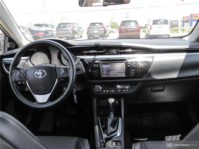 2016 Toyota Corolla S (Stk: H5195A) in Waterloo - Image 17 of 27