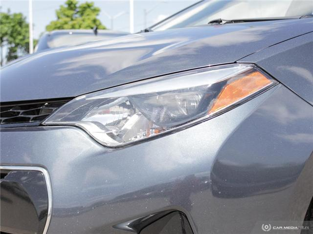 2016 Toyota Corolla S (Stk: H5195A) in Waterloo - Image 24 of 27