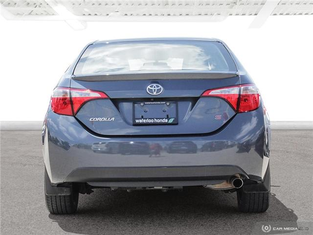 2016 Toyota Corolla S (Stk: H5195A) in Waterloo - Image 27 of 27