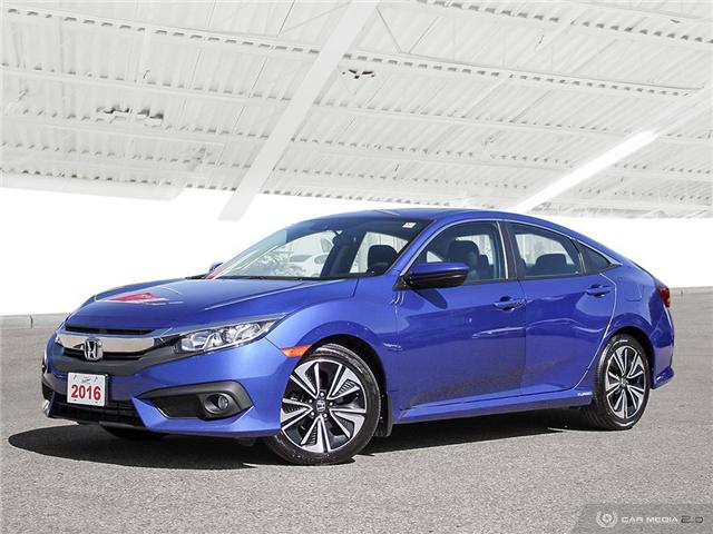 2016 Honda Civic EX-T (Stk: H5466A) in Waterloo - Image 1 of 27