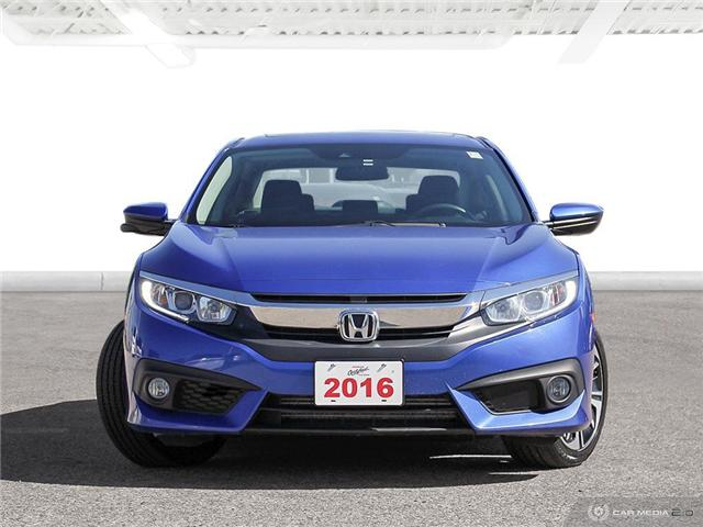 2016 Honda Civic EX-T (Stk: H5466A) in Waterloo - Image 2 of 27
