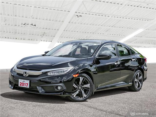 2017 Honda Civic Touring (Stk: U5660) in Waterloo - Image 1 of 27