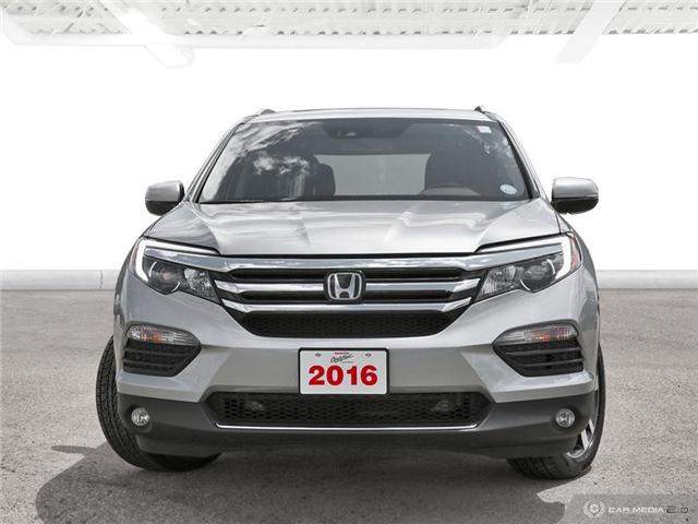 2016 Honda Pilot Touring (Stk: H5618A) in Waterloo - Image 2 of 27