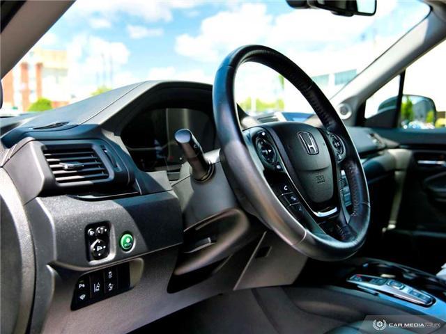2016 Honda Pilot Touring (Stk: H5618A) in Waterloo - Image 5 of 27