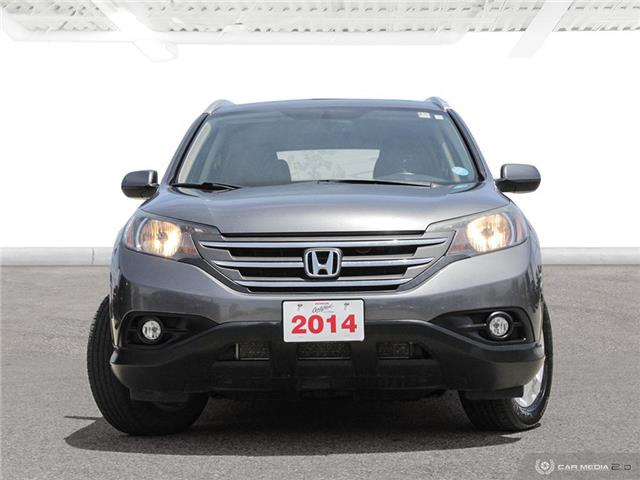 2014 Honda CR-V Touring (Stk: H5616A) in Waterloo - Image 2 of 27