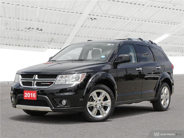 2016 Dodge Journey R/T (Stk:  H5641A) in Waterloo - Image 1 of 27