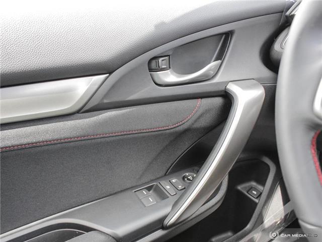 2018 Honda Civic Si (Stk: H3857) in Waterloo - Image 10 of 27