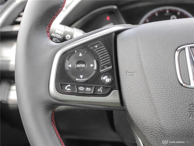 2018 Honda Civic Si (Stk: H3857) in Waterloo - Image 11 of 27