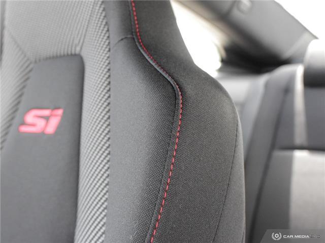 2018 Honda Civic Si (Stk: H3857) in Waterloo - Image 16 of 27