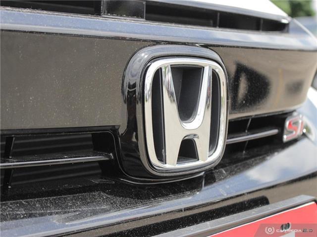 2018 Honda Civic Si (Stk: H3857) in Waterloo - Image 24 of 27