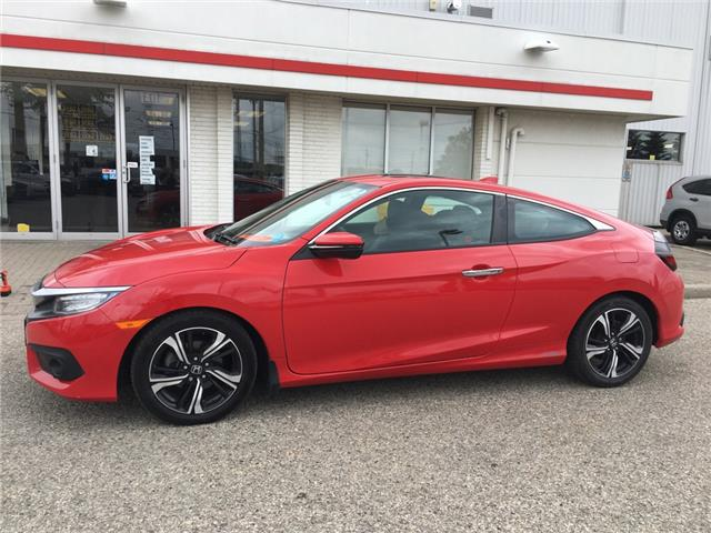 2016 Honda Civic Touring (Stk: H5663A) in Waterloo - Image 1 of 3