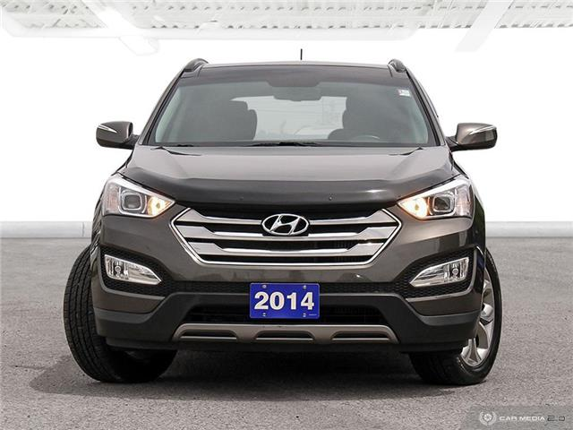2014 Hyundai Santa Fe Sport 2.0T SE (Stk: H5649B) in Waterloo - Image 2 of 27