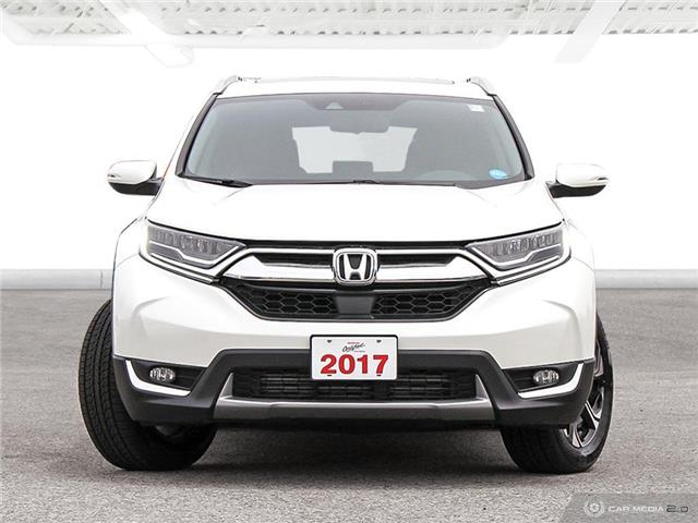 2017 Honda CR-V Touring (Stk: U5717) in Waterloo - Image 2 of 27