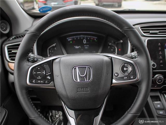 2017 Honda CR-V Touring (Stk: U5717) in Waterloo - Image 6 of 27