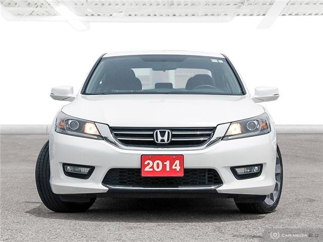 2014 Honda Accord Sport (Stk: H5302A) in Waterloo - Image 2 of 27