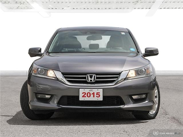 2015 Honda Accord EX-L (Stk: U5774) in Waterloo - Image 2 of 27