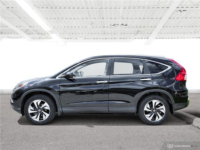 2015 Honda CR-V Touring (Stk: U5843) in Waterloo - Image 1 of 27