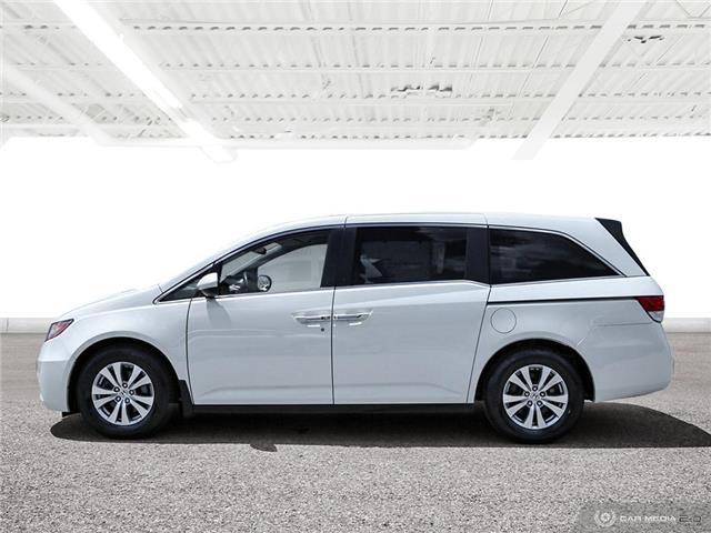 2016 Honda Odyssey EX (Stk: U5844) in Waterloo - Image 1 of 27