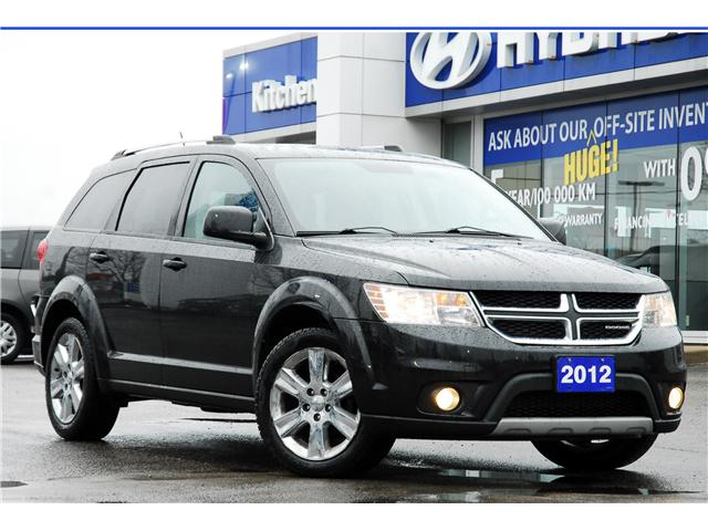 2012 Dodge Journey SXT & Crew (Stk: 58229A) in Kitchener - Image 1 of 12