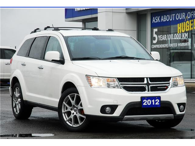 2012 Dodge Journey R/T (Stk: 58362A) in Kitchener - Image 1 of 12
