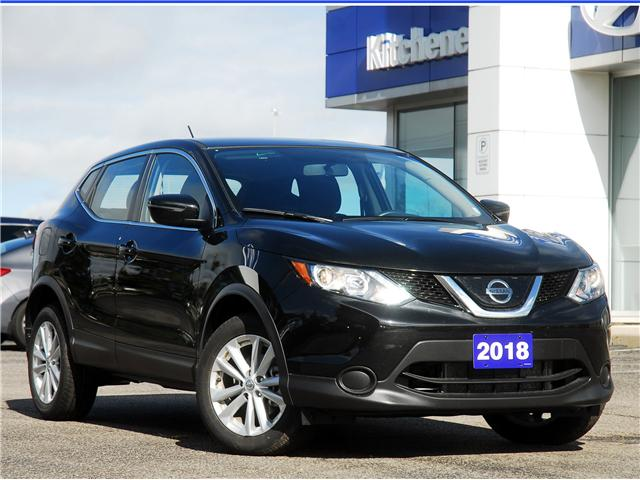 2018 Nissan Qashqai S (Stk: OP3800) in Kitchener - Image 1 of 13