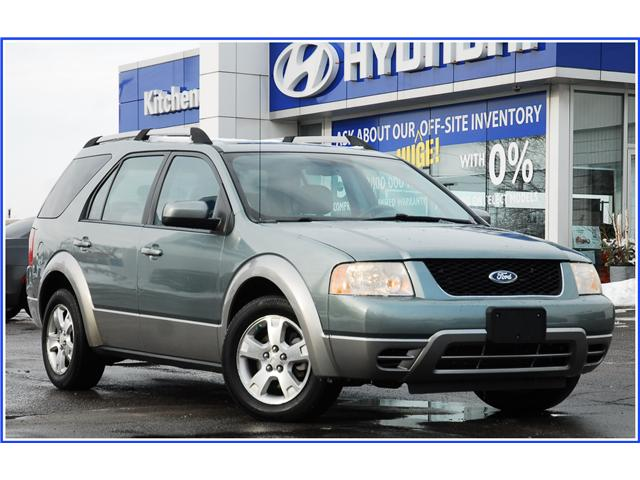 2007 Ford Freestyle SEL (Stk: 58057B) in Kitchener - Image 1 of 12