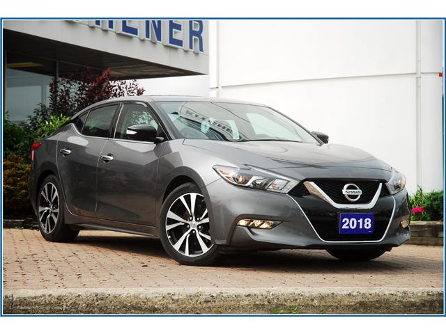 2018 Nissan Maxima SV (Stk: OP3834) in Kitchener - Image 1 of 14