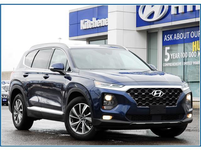 2019 Hyundai Santa Fe Preferred 2.4 (Stk: OP3840) in Kitchener - Image 1 of 13