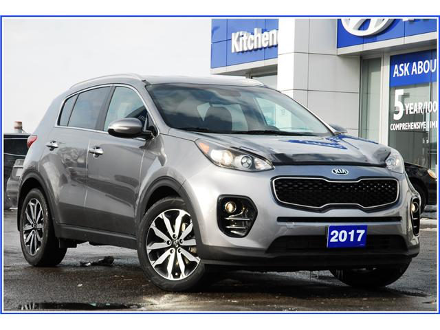 2017 Kia Sportage EX (Stk: 58500A) in Kitchener - Image 1 of 11