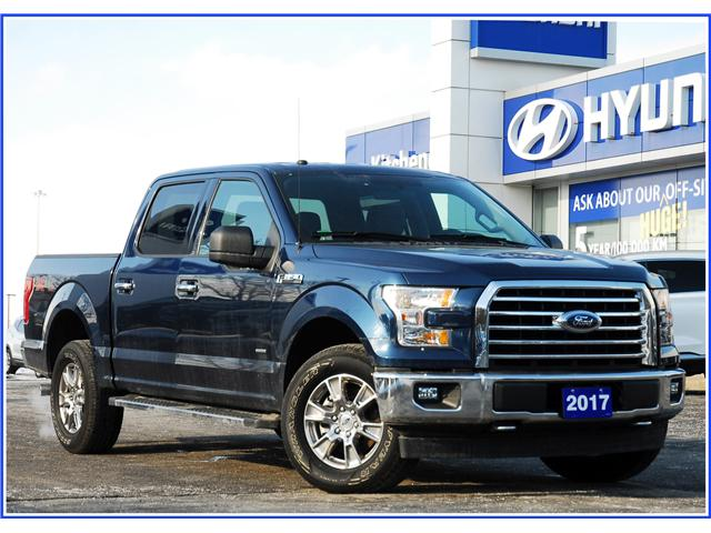 2017 Ford F-150 XLT (Stk: 58599A) in Kitchener - Image 1 of 14