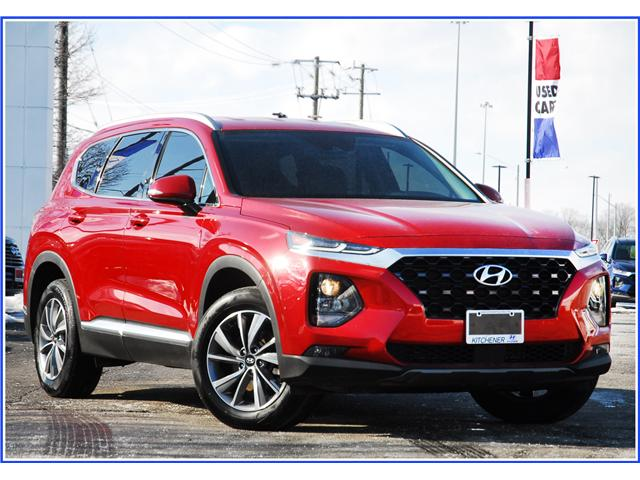 2019 Hyundai Santa Fe Preferred 2.4 (Stk: OP3843) in Kitchener - Image 1 of 11