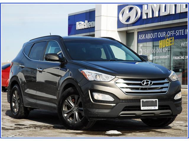 2013 Hyundai Santa Fe Sport 2.4 Premium (Stk: P58675A) in Kitchener - Image 1 of 12