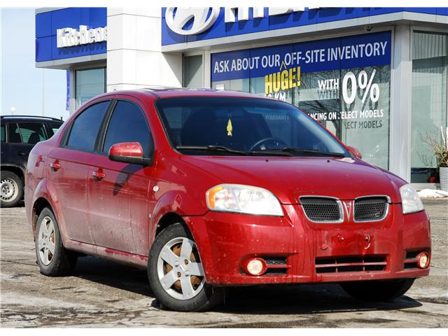 2008 Pontiac Wave SE (Stk: 58334B) in Kitchener - Image 1 of 2