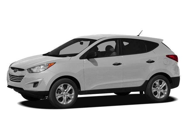 2010 Hyundai Tucson GLS (Stk: P58745AJZ) in Kitchener - Image 1 of 1