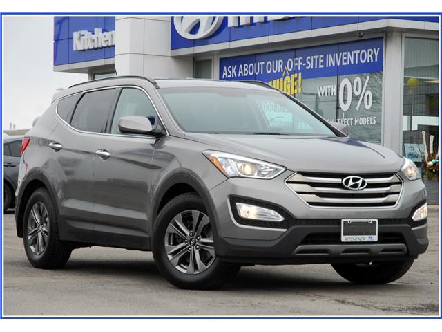 2015 Hyundai Santa Fe Sport 2.4 Premium (Stk: P58799A) in Kitchener - Image 1 of 11