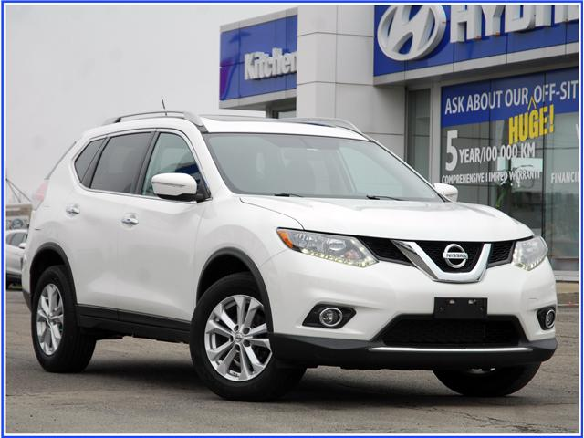 2015 Nissan Rogue SV (Stk: P58770A) in Kitchener - Image 1 of 15