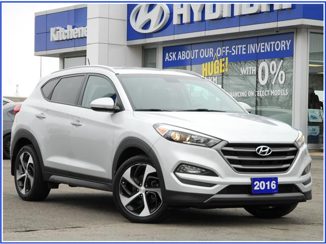 2016 Hyundai Tucson Premium 1.6 (Stk: OP3855) in Kitchener - Image 1 of 13