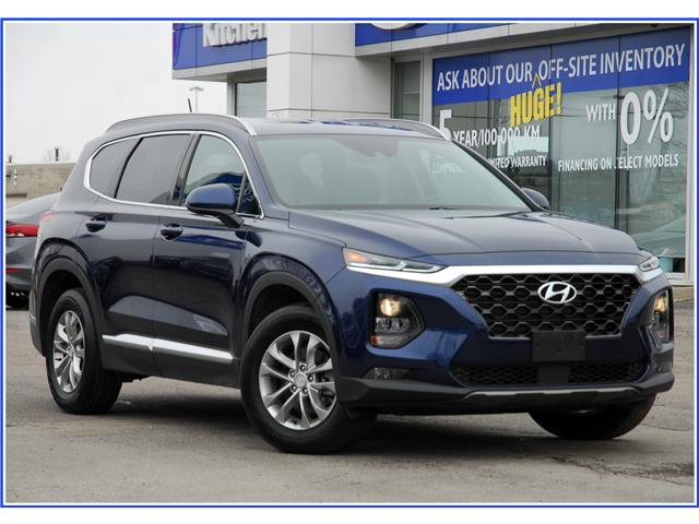 2019 Hyundai Santa Fe ESSENTIAL (Stk: OP3857R) in Kitchener - Image 1 of 13