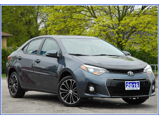 2016 Toyota Corolla S (Stk: 58331B) in Kitchener - Image 1 of 14
