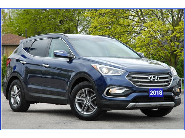 2018 Hyundai Santa Fe Sport 2.4 Premium (Stk: 58734A) in Kitchener - Image 1 of 13