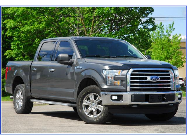 2015 Ford F-150 XLT XLT   AUTO   AC   4WD   BACK UP CAMERA