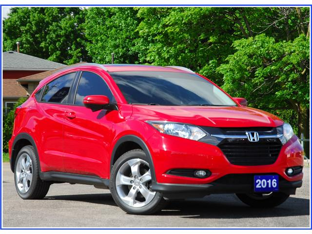 2016 Honda HR-V EX-L (Stk: P58800A) in Kitchener - Image 1 of 14