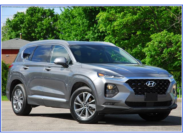 2019 Hyundai Santa Fe Preferred 2.4 (Stk: OP3870R) in Kitchener - Image 1 of 14