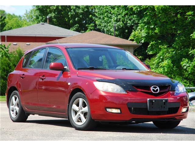 2009 Mazda Mazda3 Sport GX (Stk: 58803AZX) in Kitchener - Image 1 of 4
