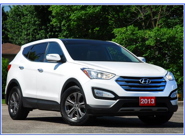 2013 Hyundai Santa Fe Sport 2.4 Luxury (Stk: 58969A) in Kitchener - Image 1 of 15