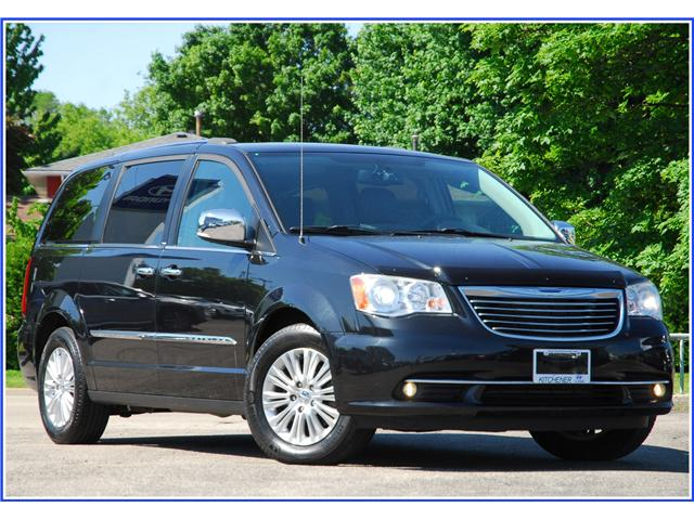 2013 Chrysler Town & Country Limited (Stk: 58754AX) in Kitchener - Image 1 of 15