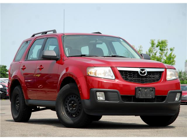 2010 Mazda Tribute GX I4 (Stk: OP3877AZ) in Kitchener - Image 1 of 3