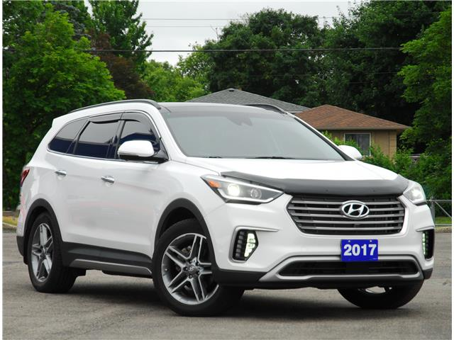 2017 Hyundai Santa Fe XL Ultimate (Stk: OP3884) in Kitchener - Image 1 of 2
