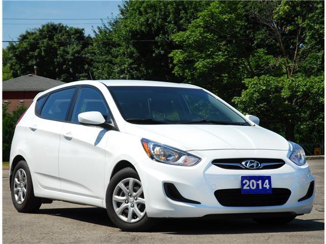 2014 Hyundai Accent GL (Stk: 58785A) in Kitchener - Image 1 of 1